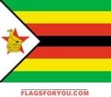 2' x 3' Zimbabwe flag
