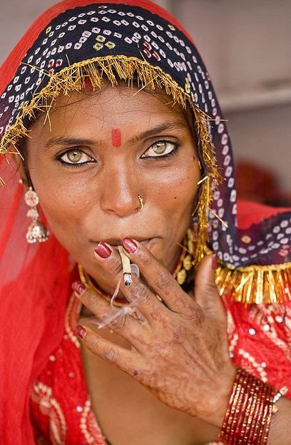 Pretty Hijra...a Hijra is a member of an ancient transgender community in India.