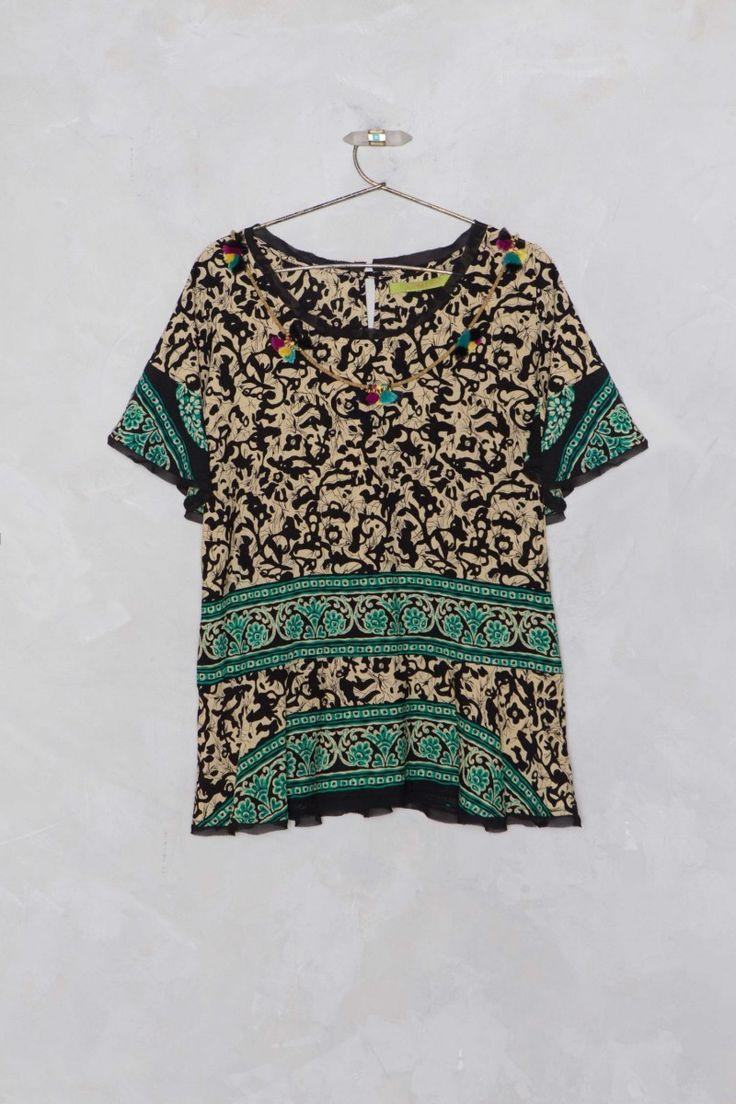 Camisa Tavira Sari