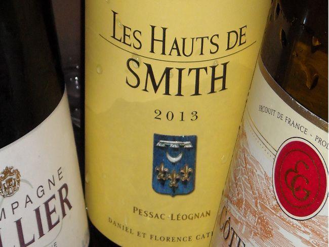 Les Hauts de Smith este cel de-al doilea vin de la Chateau Smith Haut Lafitte, cramă situată în zona Bordeaux, Graves / Pessac - Léognan. În anul de grați