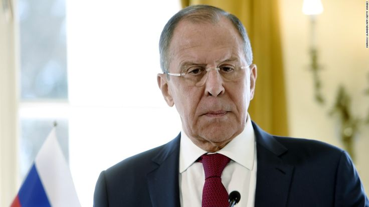 "Russian Foreign Minister Sergey Lavrov said Tuesday that allegations of Russian meddling in elections, both in the United States and Europe, are ""endless fantasies."""