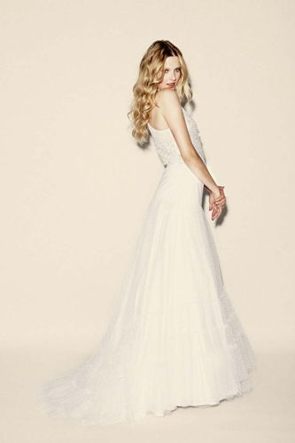French gowns worthy of a dream wedding: Dolphin Manivet, Delphine Manivet, Bridal Collection, De Delphin, 2012 Collection, Manivet 2012, Bridal Gowns, Bride Dresses, 2012 Bridal