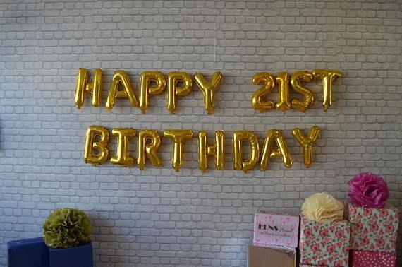 HAPPY 30 TH 40 50 60 21 18 Years  Banner Burlap Hessian Happy Birthday Anniversary