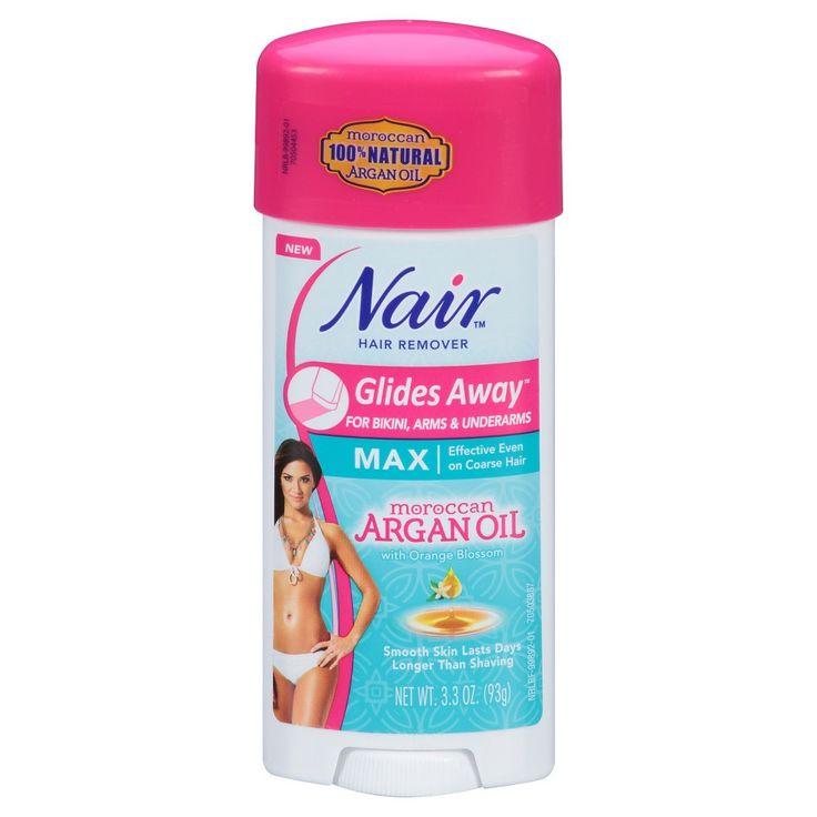 Nair Glides Away Hair Removal Cream 3.3oz