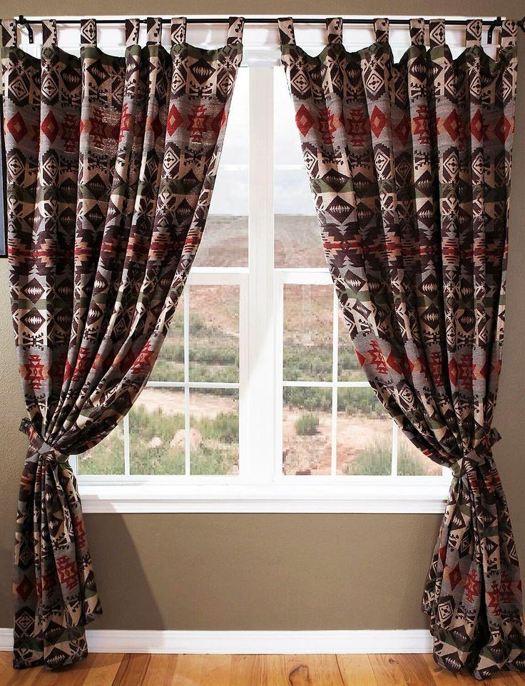 17 Best Ideas About Southwestern Window Treatments On