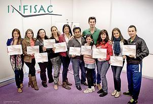 Graduados de nuestro curso Terapia Manual Ortopédica del pasado 16 de Mayo. Bogotá/Colombia. Más info: www.in-fisac.com