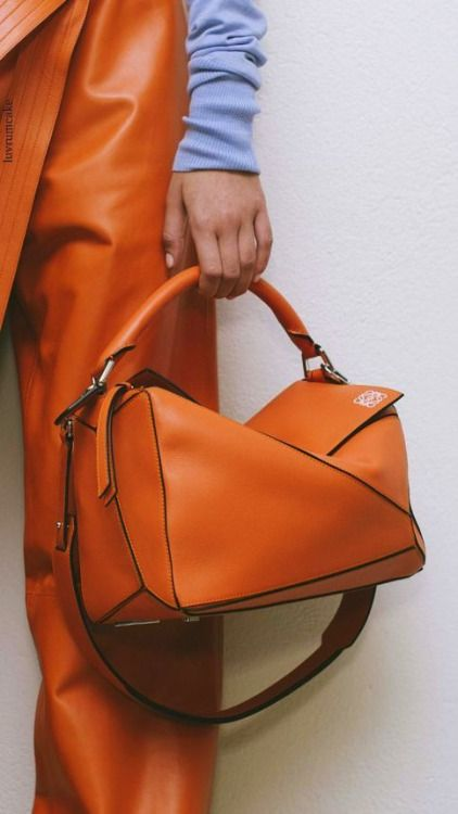 Loewe Puzzle handbag