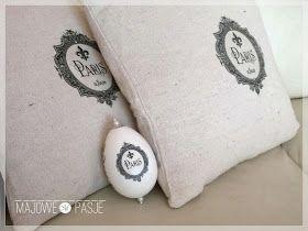 Francuskie poduszki