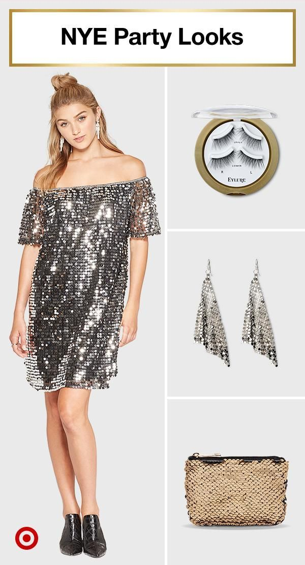 970583e8b5 Ring in the new year full of sparkle. Find outfit ideas, dresses &  accessories for a complete New Year's Eve look.