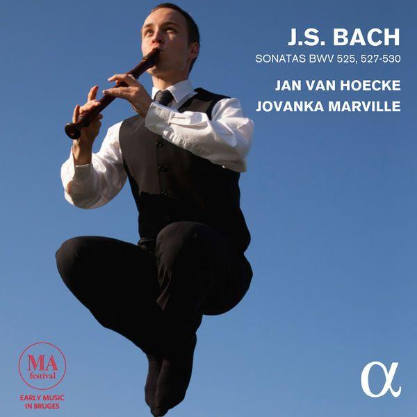 Bach: Sonatas, BWV 525 & 527-530