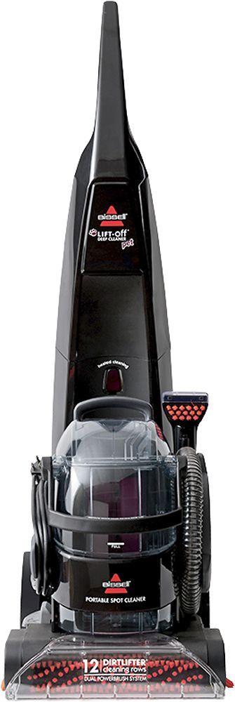BISSELL - Lift-Off Deep Cleaner Pet Carpet Cleaner - Black, 66E12