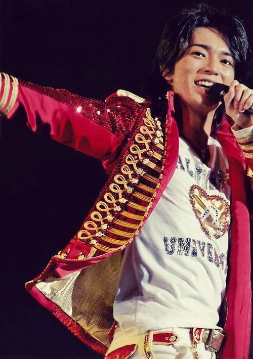 Jun Matsumoto, Arashi, 松本潤, 嵐 in Time 2007, from eyes-with-delight.tumblr.com