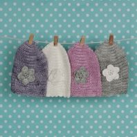 100% organic bamboo beanies - super soft for your little one's head while keeping them snug and warm