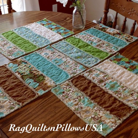 37 best Country Placemats and Table Runners images on Pinterest ... : country quilted placemats - Adamdwight.com