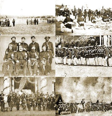 """The Paraguayan War, also known as the War of the Triple Alliance, and in Paraguay as the """"Great War"""", was an international military conflict in South America fought from 1864 to 1870 between Paraguay and the Triple Alliance of Argentina, Brazil, and Uruguay. It caused approximately 390,000 deaths, the highest rate of fatalities related to the number of combatants of any war in modern history. It particularly devastated Paraguay, which suffered catastrophic losses in population."""