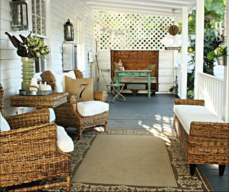 pretty porch-y