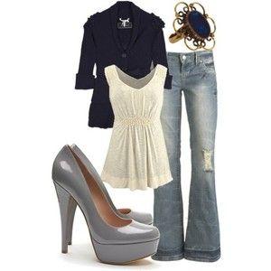 the ghost whisperer's best fashion | Ghost Whisperer Style