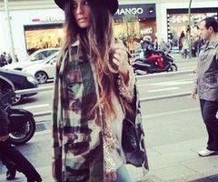 Crazy for Camouflage – Kim Kardashian: Official website