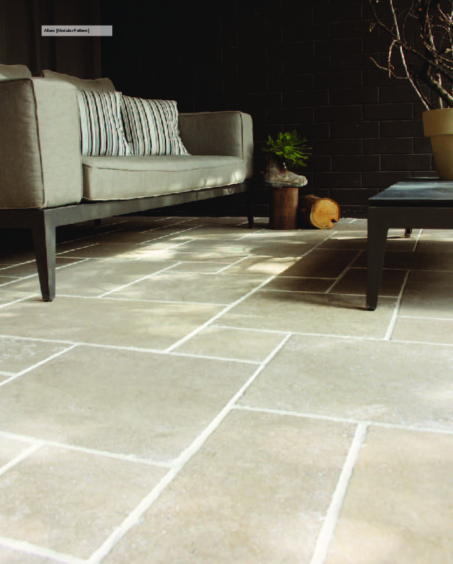 Eco Outdoor's quality interior and exterior natural stone pavers and tiles offer limitless possibilities in flooring design projects.