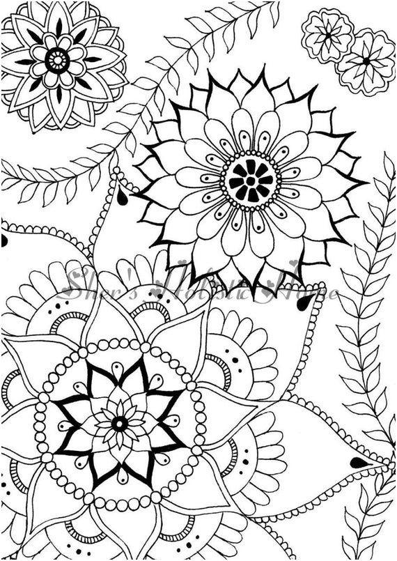 Fleur Coloriage Mandala Fleur Dessin De Fleurs Coloriage En 2020 Coloriage Mandala Coloriage Coloriage Coeur