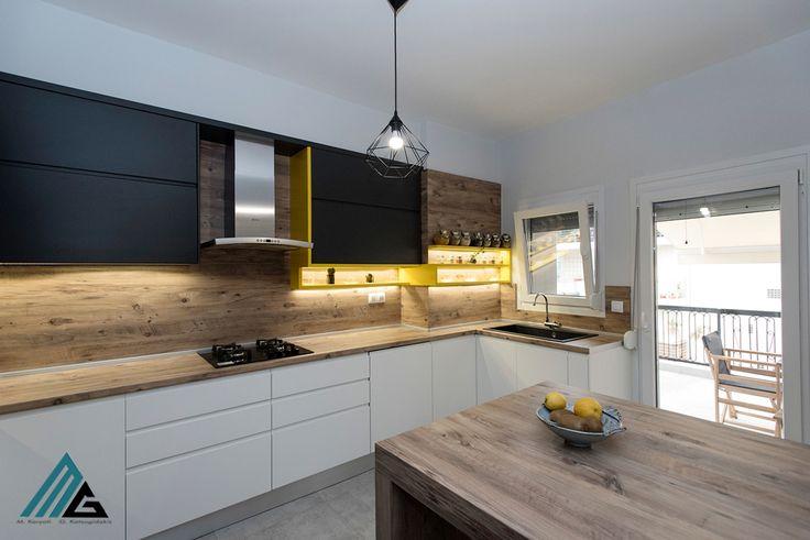Κουζίνα σε δικό μας σχέδιο-Kitchen design