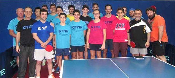 ALMUÑÉCAR. El joven palista Adrián Antequera se proclamó campeón absoluto del Torneo de Navidad de Tenis de Mesa sexitano, promovido por el Club Tenis de Mesa Almuñécar,