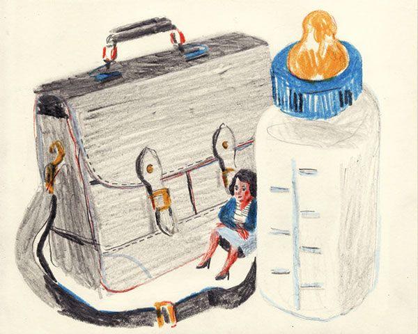 Illustrations for the New York Times - viola niccolai