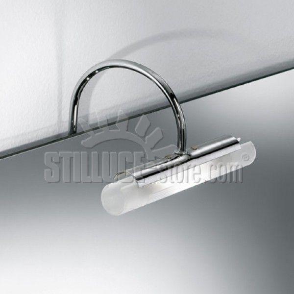 LineaLight Mirror parete + kit parete 01