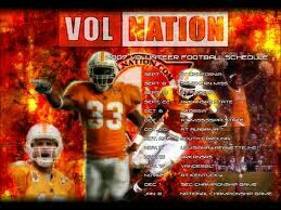 Tennessee vols nation picture