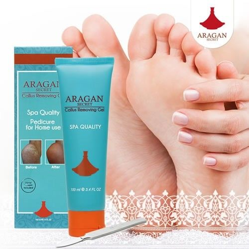 Aragan Secret Callus Removing Gel | Homemark | Your mark of quality