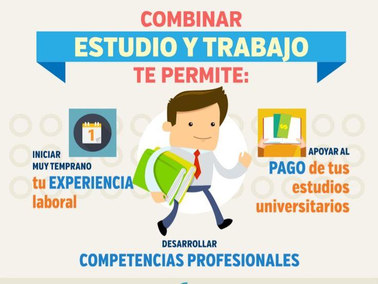 El programa UNITEC te Impulsa te ayuda a conseguir un empleo de medio tiempo para que puedas pagar la universidad