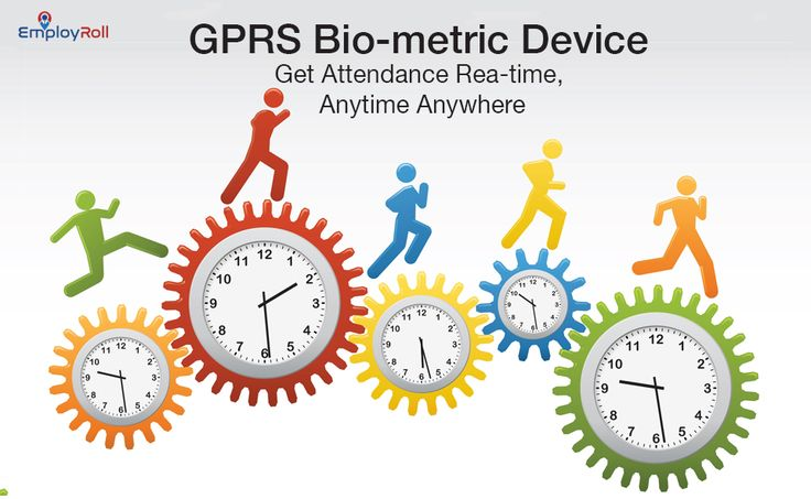 Employroll GPRS Biometric Device to track employ at Real Ttime from anywhere.