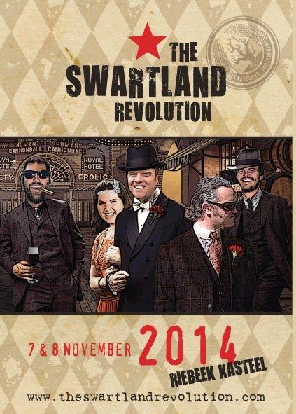The Swartland Revolution 2014 (held on 7-8 Nov. 2014)