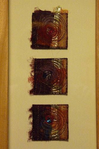textile panel by ominnimo, via Flickr
