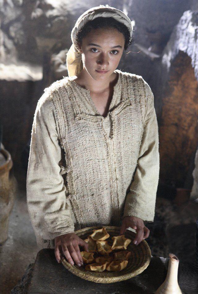 Keisha Castle-Hughes/Mary - The Nativity Story (2006)