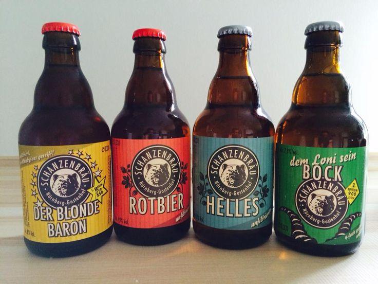 Biere, Biersorten, Rotbier, Helles - Brauerei