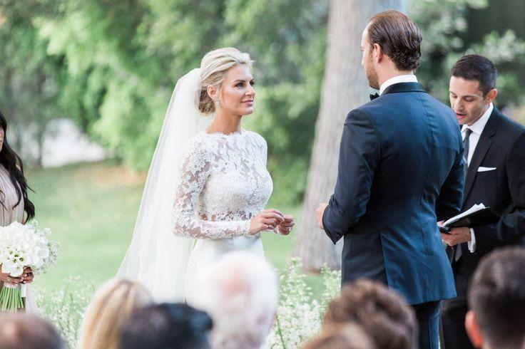 25 Great Ideas About Morgan Stewart Wedding On Pinterest