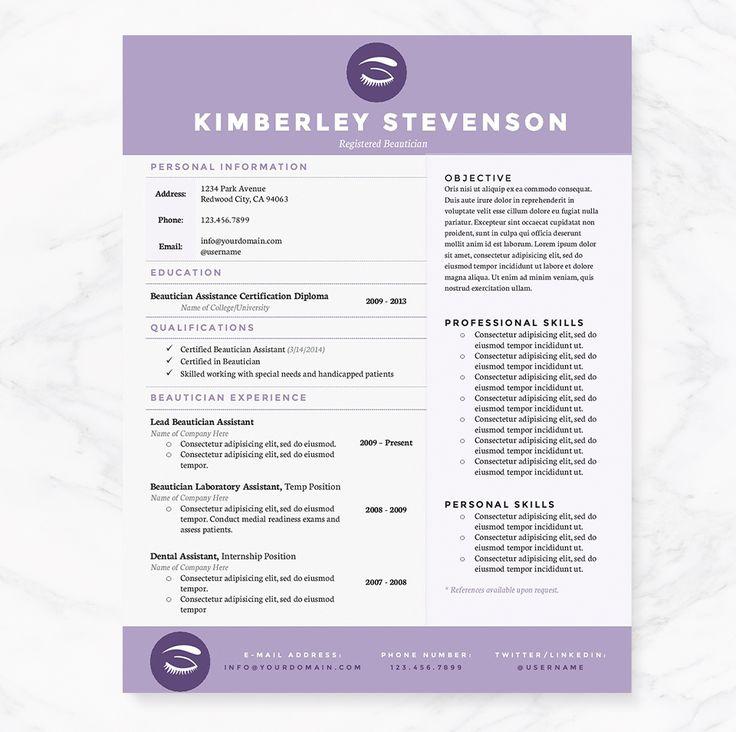 Resume 3pk Template Package - Resumes - 2