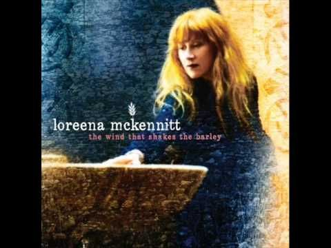 Loreena Mckennitt - The Parting Glass   Lyrics:    Of all the money that here I spent, I spent it in good company  And of all the harm that here I've done, alas was done to none but me  And all I've done for want of wit, to memory now I can't recall  So fill to me the parting glass. Goodnight and joy be with you all.    Oh, if I had money enough to spend and leisure time to sit awhile...