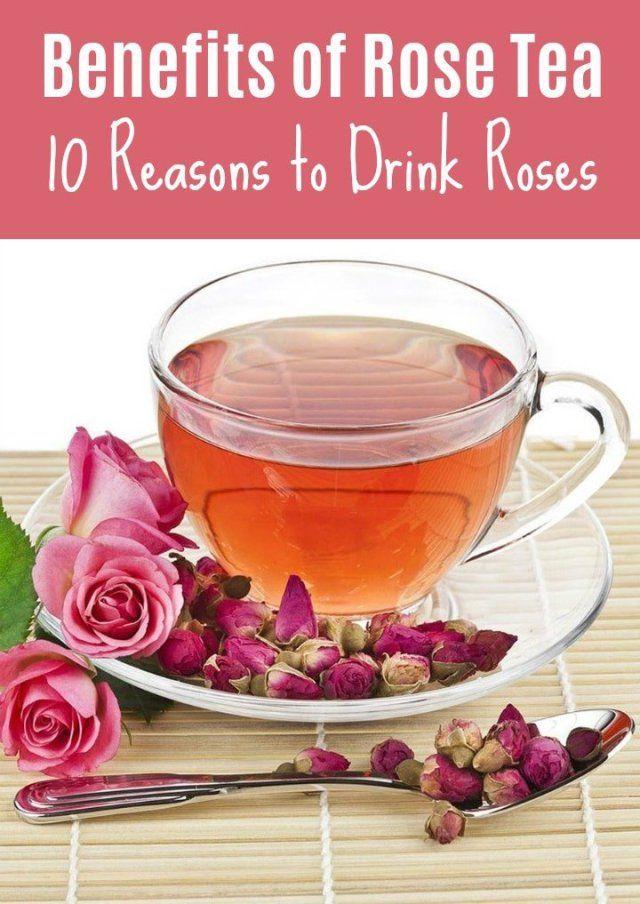 Benefits Of Rose Tea 10 Reasons To Drink Roses Healthy Teas Pu Erh Tea Herbalism