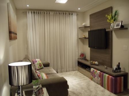 Ideias que inspiram: uma sala de estar aconchegante.
