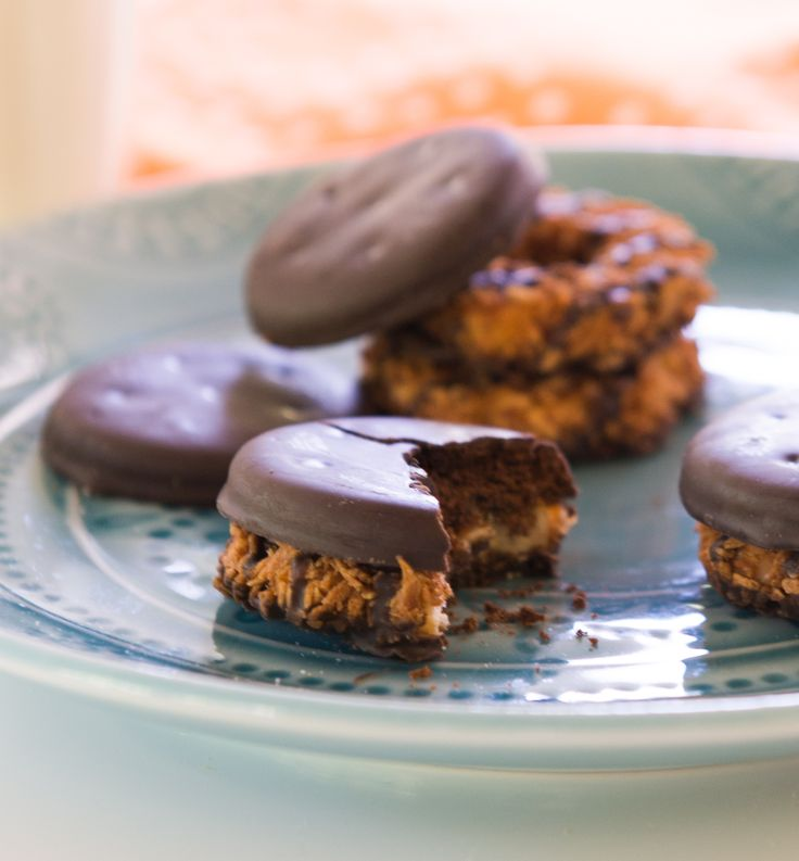 Sometimes you can't pick just one... #ThinMints #Samoas #CarameldeLites #GirlScoutCookies