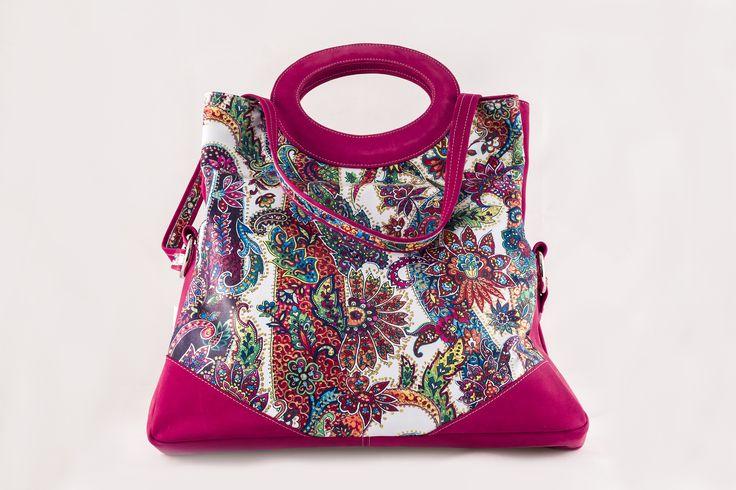 Amella leather bag