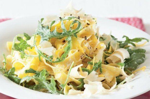 Omáčka bez vaření: mascarpone & citron | Apetitonline.cz