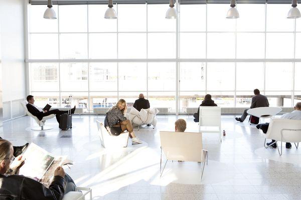 Helsinki Airport/Finnair Quality Hunters!