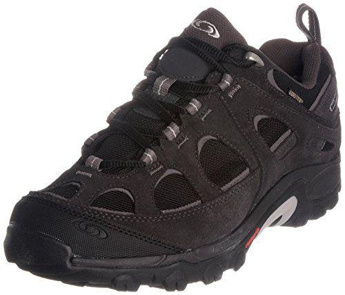Salomon exit 2 gtx w chaussures randonnée femme noir gore tex Salomon T:36