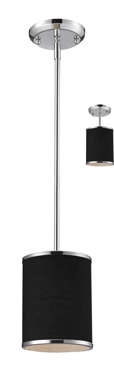 Z-Lite Cameo 168-6 Mini Pendant Light