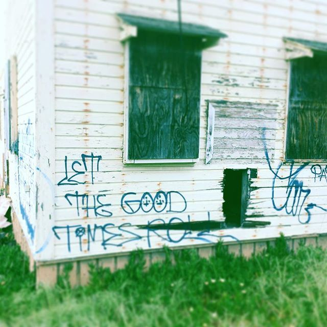 It's nothin but good times 🌿✌🏻️ #exploring #adventure #abandoned #abandonedplaces #abandoned_junkies #abandonedhouse #urbex #urbexphotography #photography #art #graffiti #words #streetart #decay #fortord #military #militarybase #letthegoodtimesroll #marinalocals #montereybaylocals - posted by Raggedy Andey https://www.instagram.com/raggedy_andey - See more of Marina, CA at http://marinalocals.com