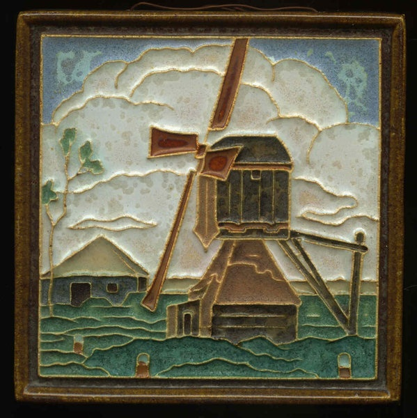 Porceleyne Fles Delft tile 120202