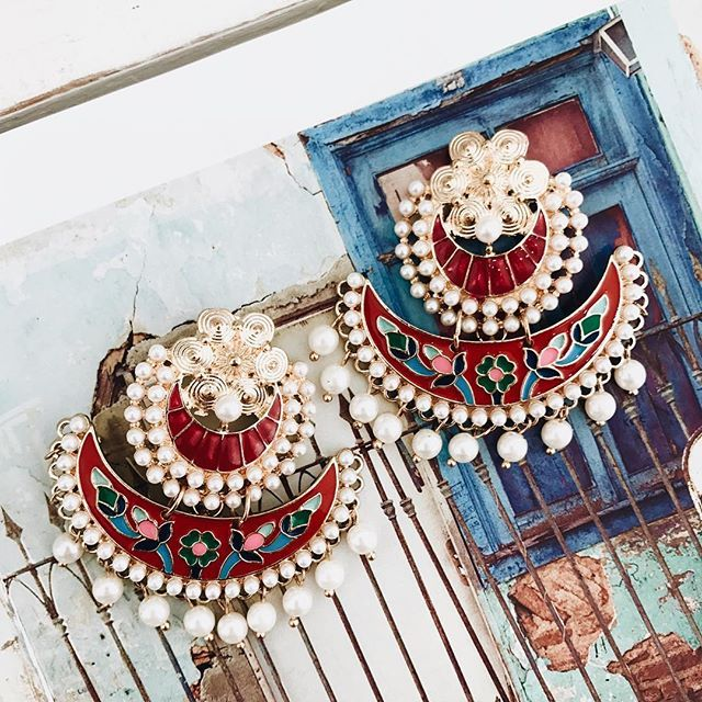 Our MEXICAN NIGHTS EARRINGS // are 🔙 baby 🔙 vergegirl.com